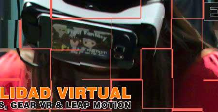 VR Realidad Virtual Imagen alargada