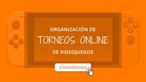 Torneos Online imagen de redes sociales