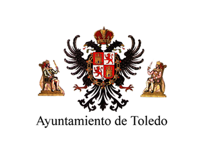Logotipo del ayuntamiento de Toledo
