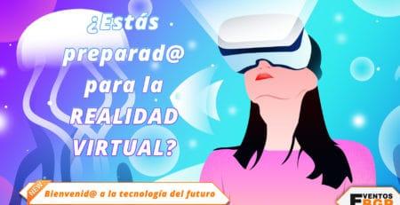 Gafas de Realidad Virtual, el futuro de la tecnología