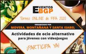 Torneo ONLINE organizado por Casa de Juventud Movera, Montañana y Santa Isabel