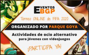 Torneo ONLINE organizado por Casa de Juventud Parque Goya