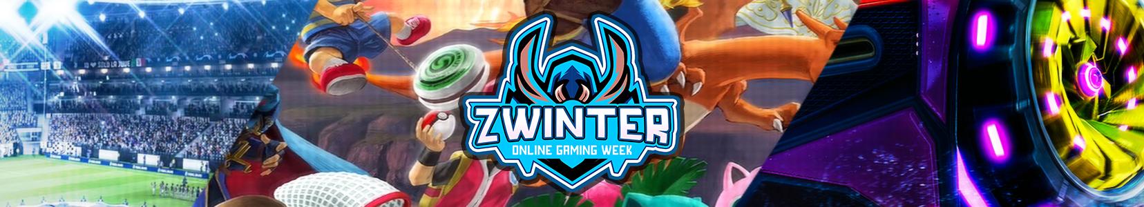 Banner alargado de portada en el torneo oficial ZWinter